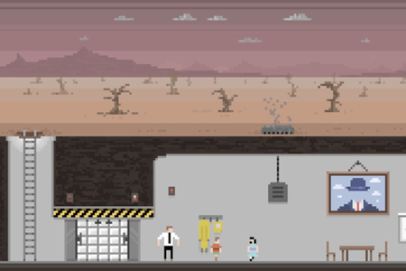 Игра Sheltered